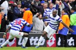 Queens Park Rangers' French striker Djib