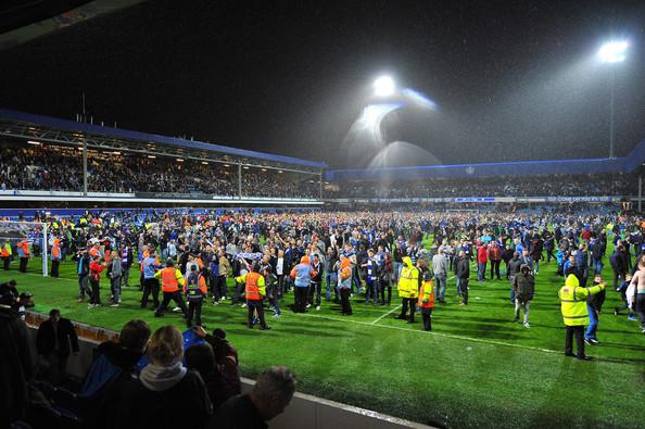 Comme contre Wigan, QPR devra faire de Loftus Road une forteresse (I:Zimbio)